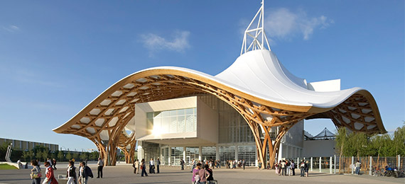 Centre Pompidou Metz 1