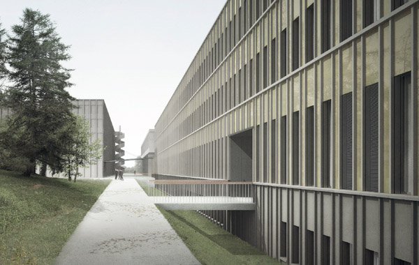 ETH Research Building
