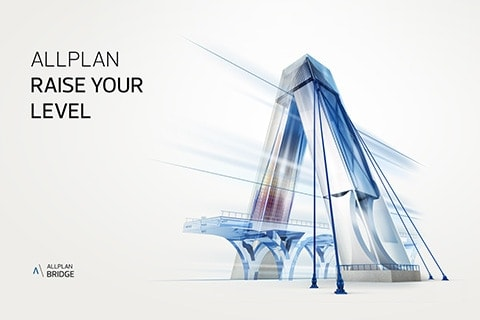 Banner Allplan Bridge mobile
