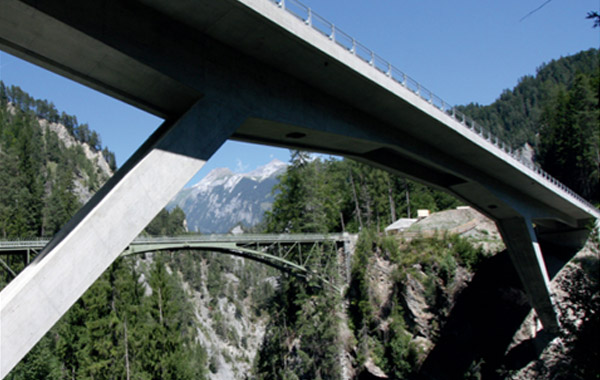 Versamertobel Bridge