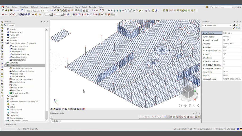 Webinar Workflow pentru optimizarea modelelor de analiză în programe FEM