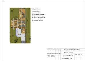 Plan General Sc. 1:250