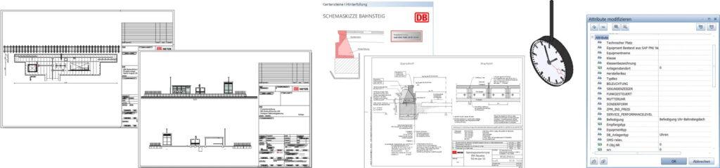 Allplan 2021 template proiect conform standardelor Deutsche Bahn min