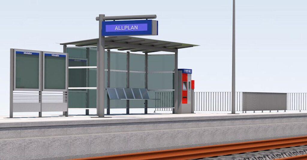 Featured Image Allplan Model de proiect Deutsche Bahn min