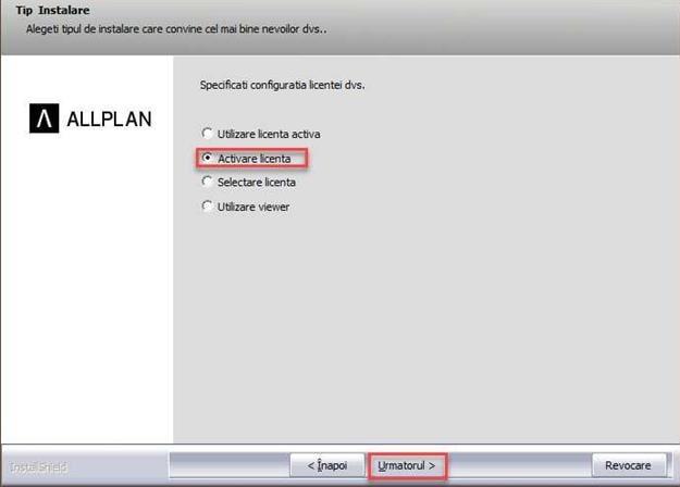 Instalare Allplan licenta educationala 12 min