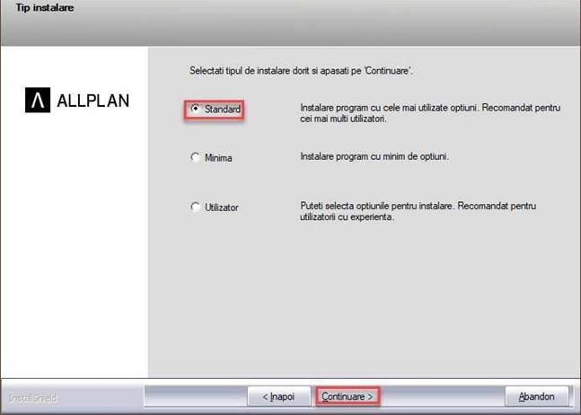 Instalare Allplan licenta educationala 15 min