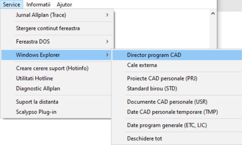 Proiect Pilot folderul PRG min